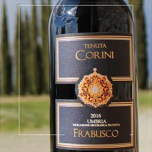 Frabusco Vino Cantina Corini